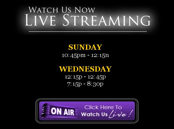 Watch live streaming from The Greater Cleveland Avenue Christian Church